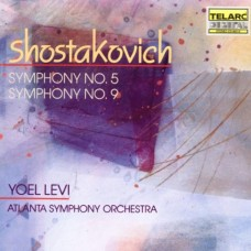 蕭士塔柯維契:第5號交響曲《革命》∕第9號交響曲 Shostakovich: Symphonies No. 5 & No. 9