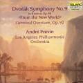 德佛札克:新世界交響曲、狂歡節序曲 Dvorak:Symphony No.9 / Carnival Overture