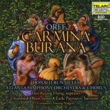 卡爾.歐福:布蘭詩歌 Orff:Carmina Burana