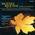 莫札特:安魂曲(羅伯.D.雷文改訂版)  Mozart:Requiem (Robert Levin Edition) . Runnicles / Atanta Symphony Orch. / Chamber Chorus