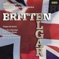 艾爾加:謎語變奏曲;布列頓:四首海之間奏曲~選自《彼得葛林》、青少年管絃樂入門 Britten:The Young Person's Guild to the Orchestra Op.34、Four Sea Interludes from Peter Grimes Op.33a;Elgar:Enigma Variations Op.36