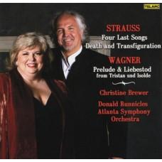 理查.史特勞斯:最後四首歌、死與變容;華格納:前奏曲&愛與死~選自《崔斯坦與伊索德》  R.Strauss:Four Last Songs、Death and Transfiguration;Wagner:Prelude and Liebestod from Tristan and Isolde