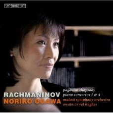 拉赫曼尼諾夫:第一、四號鋼琴協奏曲、帕格尼尼主題狂想曲 Rachmaninov:Piano Concertos Nos. 1 & 4、Paganini Rhapsody