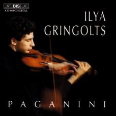帕格尼尼之炫技名作 Ilya Gringolts plays Paganini