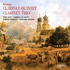 布拉姆斯:單簧管五重奏、單簧管三重奏 Brahms:Clarinet Quintet & Clarinet Trio