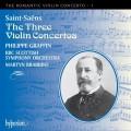 浪漫小提琴協奏曲第1集 - 聖桑 The Romantic Violin Concerto 1 - Saint-Saens