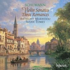 舒曼:小提琴奏鳴曲、三首浪漫曲 Schumann:Violin Sonatas & Three Romances