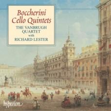 鮑凱利尼:弦樂五重奏第一集 Boccherini:String Quartets Vol.1