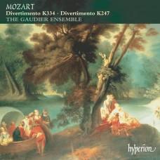 莫札特:嬉遊曲K247 & 334 Mozart:Divertimenti K247 & 334
