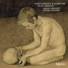 施尼特凱 & 蕭士塔高維契:大提琴奏鳴曲 Shostakovich & Schnittke:Cello Sonatas (Gerhardt 蓋哈特, 大提琴)