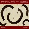貝多芬:大提琴奏鳴曲第一集 (丹尼爾・穆勒–修特 / 安潔拉・休薇特) Beethoven:Cello Sonatas Vol. 1 (Daniel Muller-Schott / Angela Hewitt)