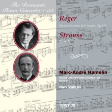 浪漫鋼琴協奏曲53 - 雷格、史特勞斯 The Romantic Piano Concerto 53 - Reger & Strauss