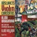 羅斯拉維茲:小提琴協奏曲 Roslavets:Violin Concertos