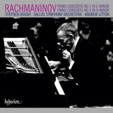 拉赫曼尼諾夫:第2、3號鋼琴協奏曲 (史帝芬.賀夫, 鋼琴) Rachmaninov:Piano Concertos Nos 2 & 3 (Stephen Hough, piano)