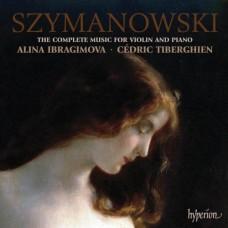 齊瑪諾夫斯基:小提琴與鋼琴作品全集 Szymanowski:The Complete Music for Violin & Piano