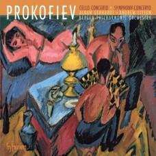 普羅高菲夫:大提琴協奏曲、交響協奏曲 Prokofiev:Cello Concerto & Symphony-Concerto (Alban Gerhardt)