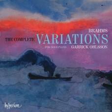 布拉姆斯:鋼琴變奏曲全集 Brahms:The Complete Variations