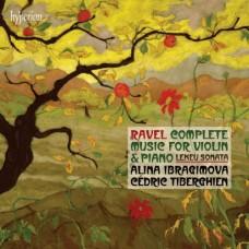 拉威爾:小提琴與鋼琴作品全集 Ravel:Complete music for violin & piano
