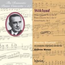 浪漫鋼琴協奏曲57 - 威克隆德 The Romantic Piano Concerto 57 - Wiklund  (M. Sturfält)