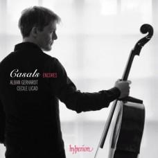 卡薩爾斯的私房安可曲集 Casals Encores (Gerhardt 蓋哈特, 大提琴)