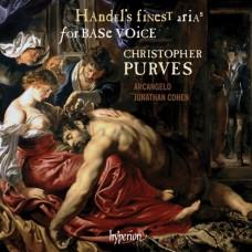 韓德爾:男低音歌曲精選 Handel:Finest Arias for Base Voice
