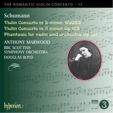 浪漫小提琴協奏曲第13集 - 舒曼 The Romantic Violin Concerto 13 - Schumann