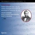 浪漫小提琴協奏曲第12集 - 魏歐當:第一、二號小提琴協奏曲 The Romantic Violin Concerto 12 - Vieuxtemps 1 & 2