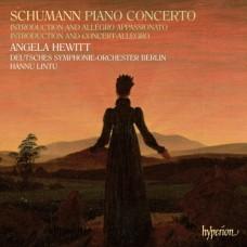 舒曼:鋼琴協奏曲、序奏與 熱情的快板、序奏與協奏的快板 Schumann:Piano Concerto & Opp. 92 & 134