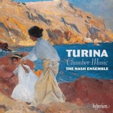圖利納:室內樂作品 Turina:Chamber Music