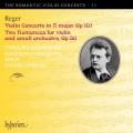 浪漫小提琴協奏曲第11集 - 雷格 The Romantic Violin Concerto 11 - Reger