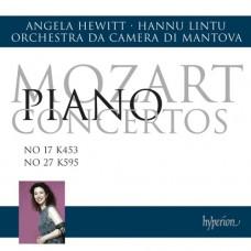 莫札特:第17、27號鋼琴協奏曲 Mozart:Piano Concertos Nos 17 & 27