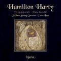漢彌爾頓.哈提爵士:弦樂四重奏、鋼琴五重奏 Sir Hamilton Harty:String Quartets & Piano Quintet