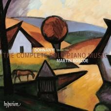 杜南伊:鋼琴獨奏作品全集第2集 Dohnányi:The Complete Solo Piano Music, Vol. 2