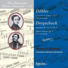 浪漫鋼琴協奏曲61 - 杜勒 & 德萊修克 The Romantic Piano Concerto 61 - Döhler & Dreyschock