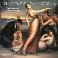 西班牙歌曲集 Canciones españolas