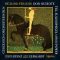理查.史特勞斯:唐吉軻德、提爾愉快的惡作劇 Strauss:Don Quixote & Till Eulenspiegel (Gerhardt 蓋哈特, 大提琴)