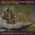 梅特納:第一、三號小提琴奏鳴曲 Medtner:Violin Sonatas Nos. 1 & 3