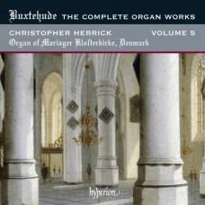 布克斯特胡德:管風琴作品全集 Vol.5 Buxtehude:The Complete Organ Works, Vol. 5