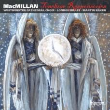 麥克米蘭:聖週六朝課應唱聖歌與其他合唱作品 MacMillan:Tenebrae Responsories & other choral works