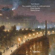 鮑溫:給小提琴與鋼琴作品全集 Bowen:The complete works for violin and piano