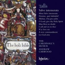 Tallis:Salve intemerata & other sacred music