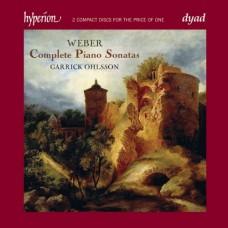 韋伯:鋼琴奏鳴曲全集 Weber:Complete Piano Sonatas
