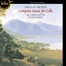 孟德爾頌:大提琴曲集 Mendelssohn:Complete Music for Cello and Piano