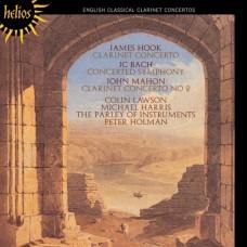 英國古典時期單簧管協奏曲 English Classical Clarinet Concertos