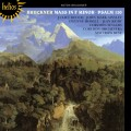 布魯克納:F小調彌撒、詩篇150 Bruckner:Mass in F minor & Psalm 150