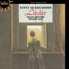 芳妮.孟德爾頌:藝術歌曲 Fanny Mendelssohn:Lieder
