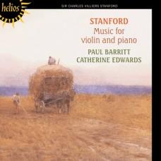 史丹佛:給小提琴與鋼琴的音樂 Stanford:Music for violin and piano