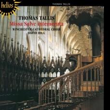 塔利斯:萬福聖潔瑪利亞彌撒 Tallis:Missa Salve intemerata