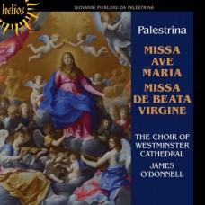 帕勒斯提納:童貞聖母彌撒曲、聖母頌彌撒曲 Palestrina:Missa De beata virgine & Missa Ave Maria