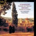 阿倫斯基:弦樂四重奏、柴可夫斯基:佛羅倫斯的回憶 Arensky:String Quartet; Tchaikovsky:Souvenir de Florence